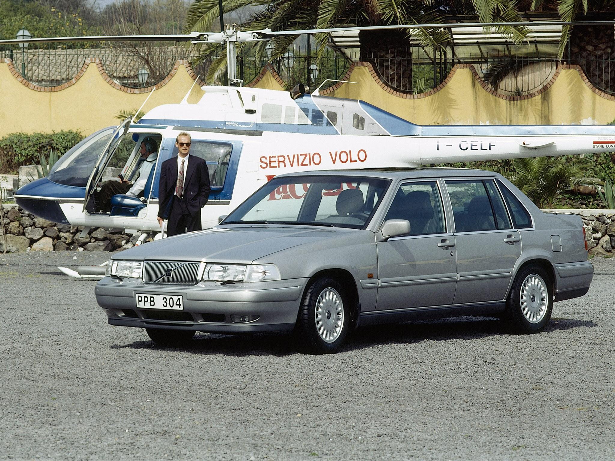Volvo 960 I Restyling 1994 - 1996 Sedan #6
