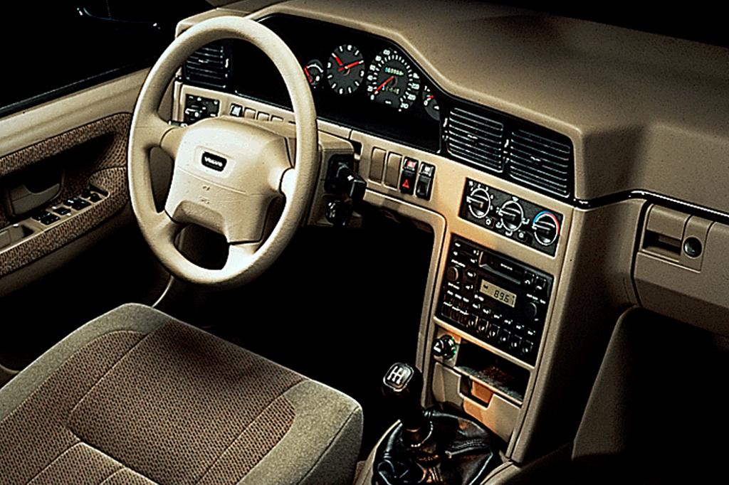 Volvo 960 I Restyling 1994 - 1996 Sedan #7