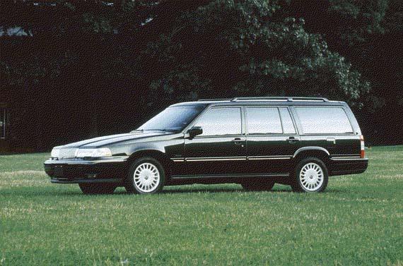 Volvo 960 I Restyling 1994 - 1996 Station wagon 5 door #2