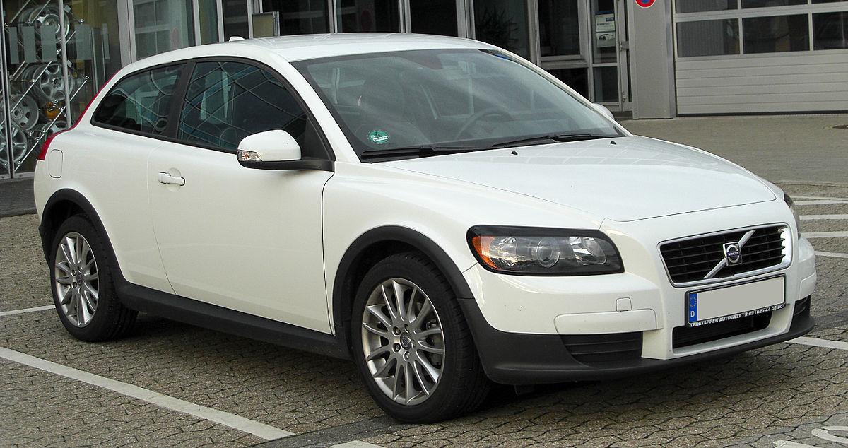 Volvo C30 I 2006 - 2010 Hatchback 3 door :: OUTSTANDING CARS