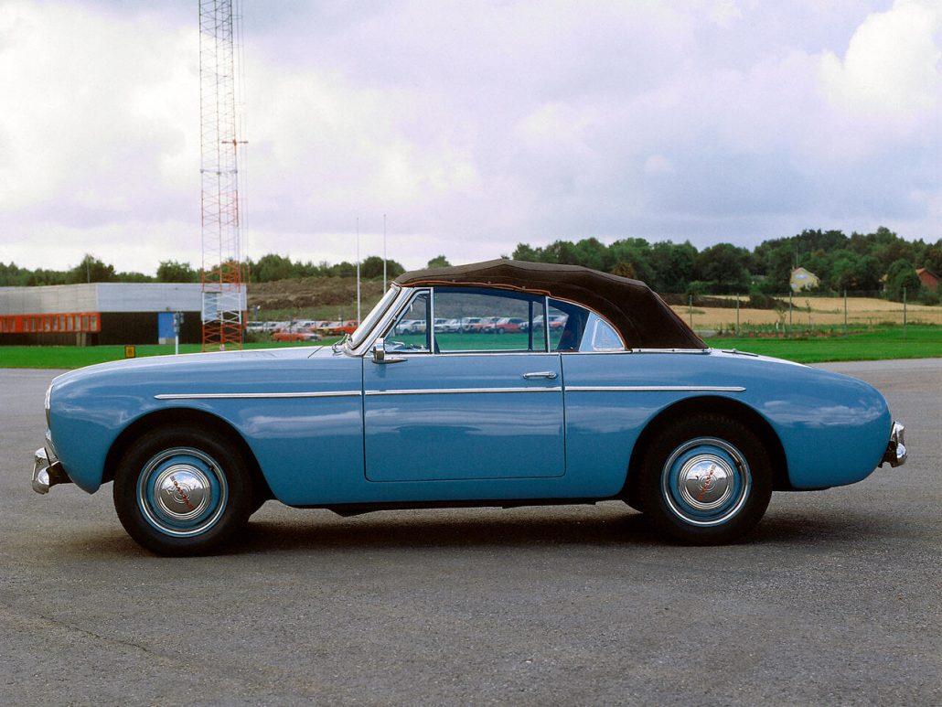 Volvo P1900 1956 - 1957 Cabriolet #2