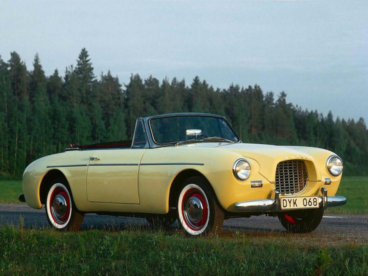 Volvo P1900 1956 - 1957 Cabriolet #8