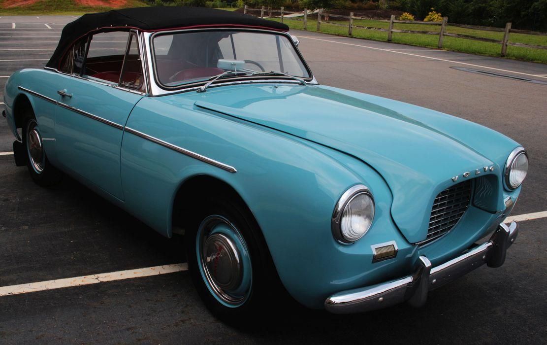 Volvo P1900 1956 - 1957 Cabriolet #6