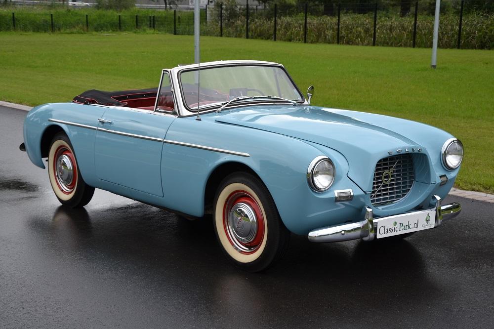 Volvo P1900 1956 - 1957 Cabriolet #7