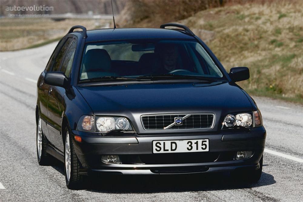 Volvo S40 I 1995 - 2000 Sedan #2