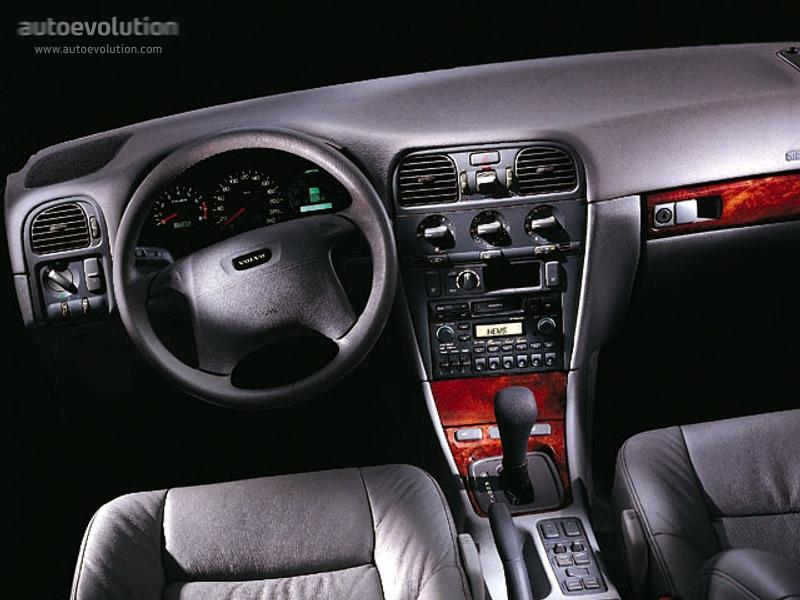 Volvo S40 I 1995 - 2000 Sedan #6