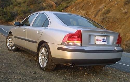 Volvo S60 I 2000 - 2004 Sedan :: OUTSTANDING CARS