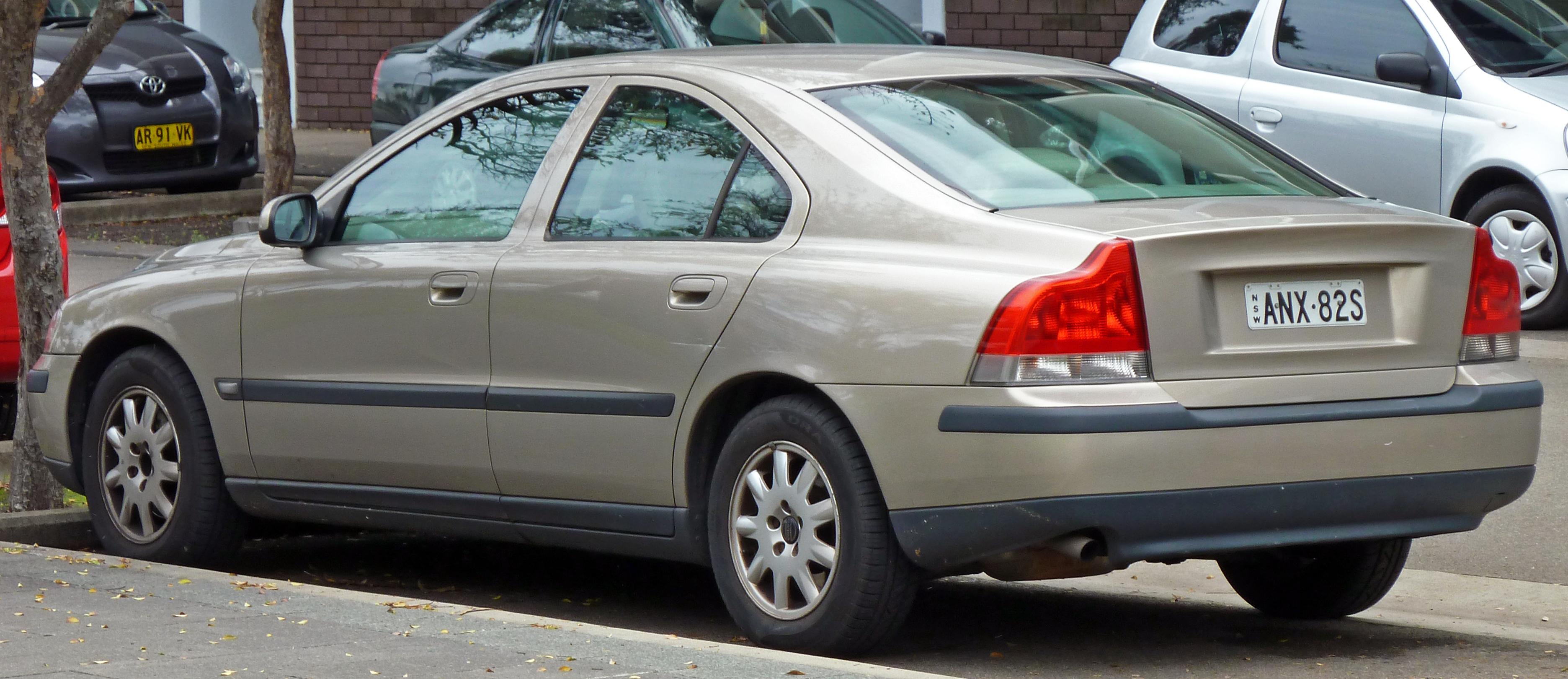 Volvo S60 I 2000 - 2004 Sedan #2