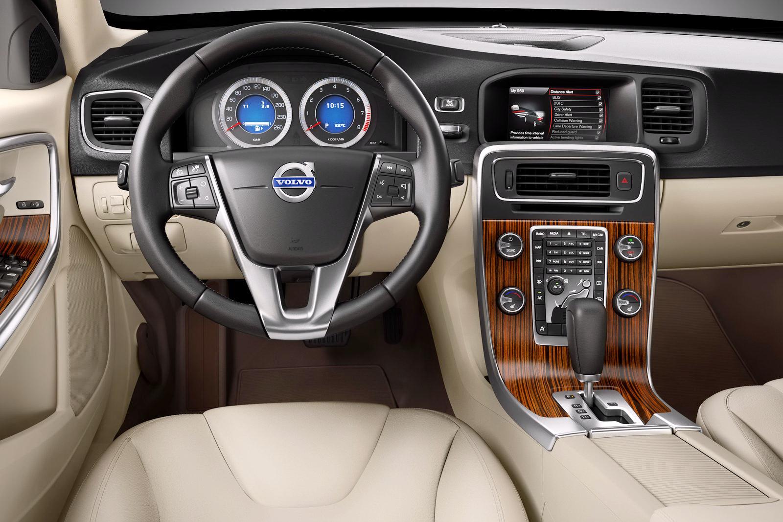 Volvo S60 II 2010 - 2013 Sedan #4