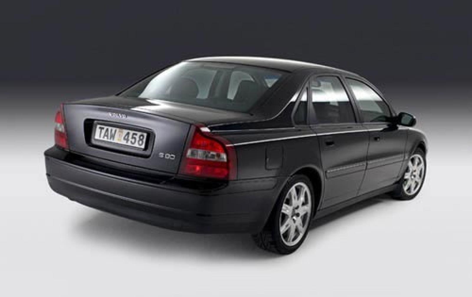 Volvo S80 I 1998 - 2003 Sedan #4