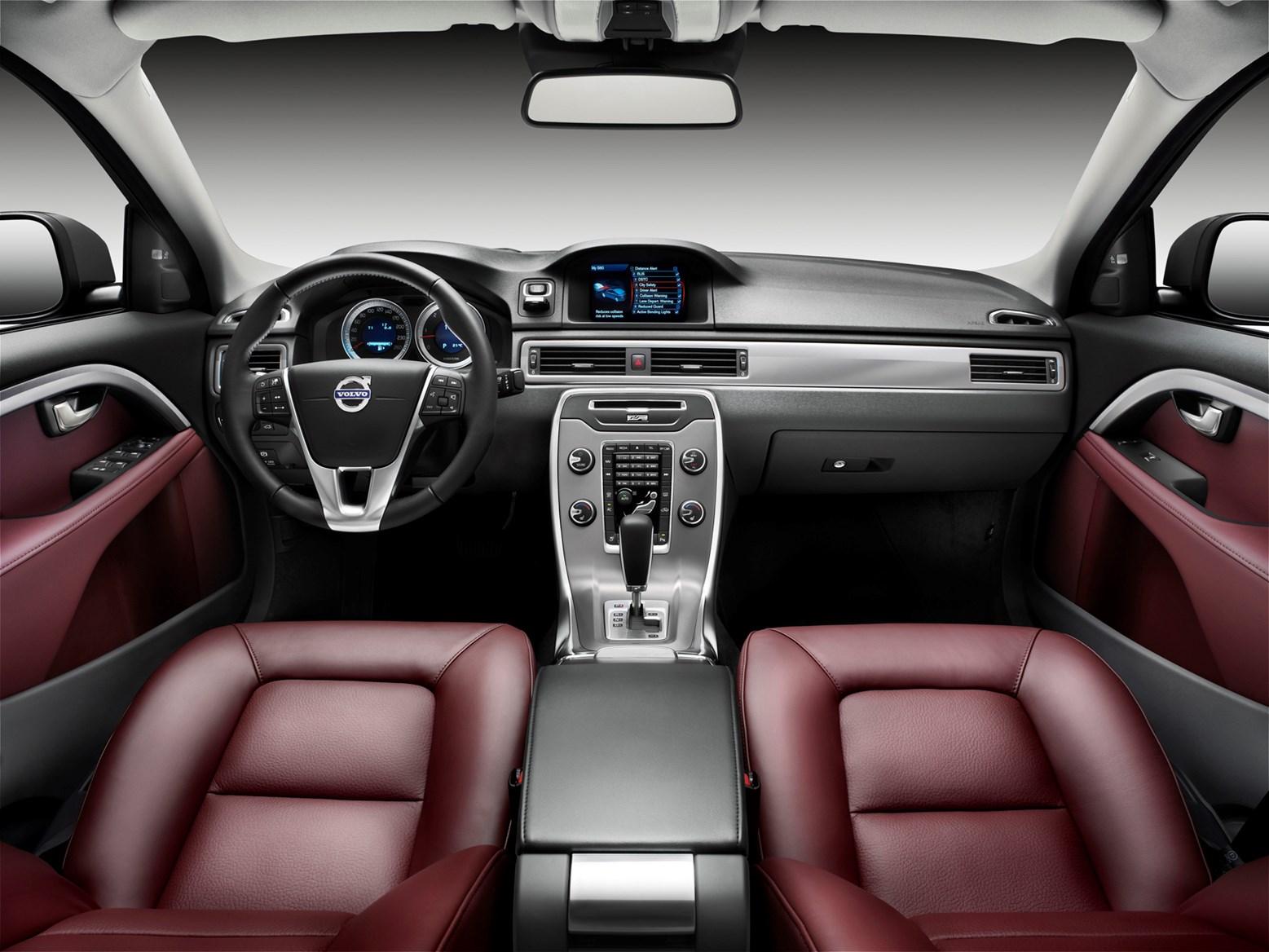 Volvo S80 II Restyling 2009 - 2013 Sedan #4