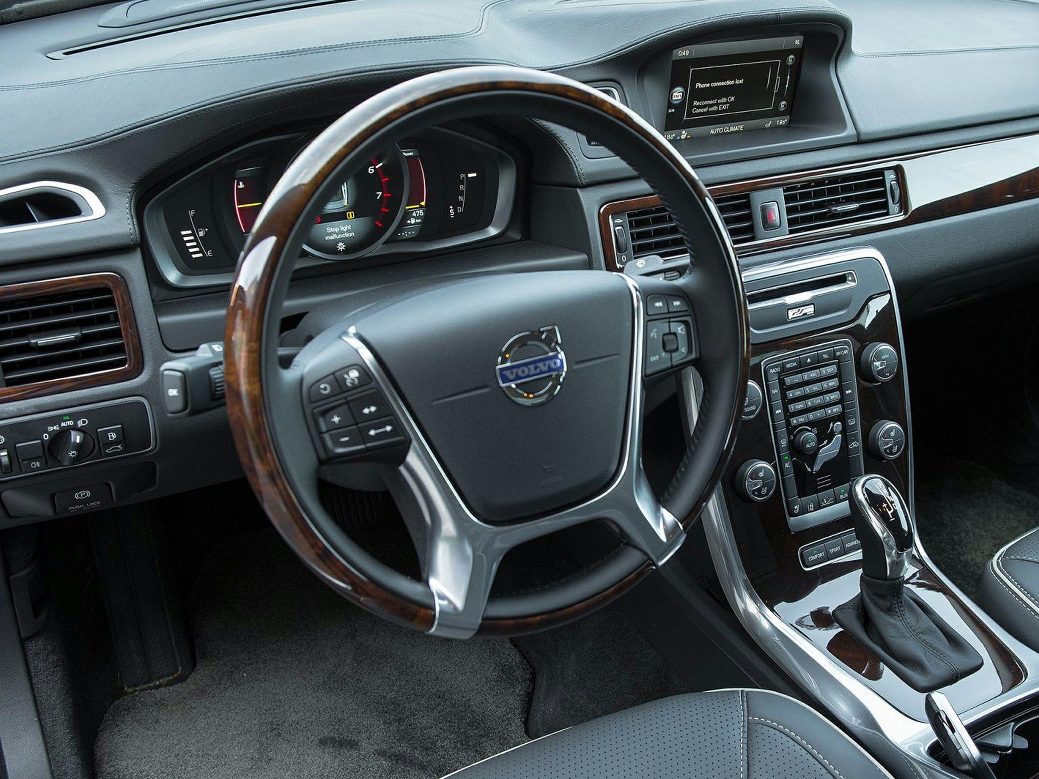 Volvo S80 II Restyling 2 2013 - 2016 Sedan #6