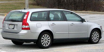 Volvo V50 I 2004 - 2007 Station wagon 5 door #6