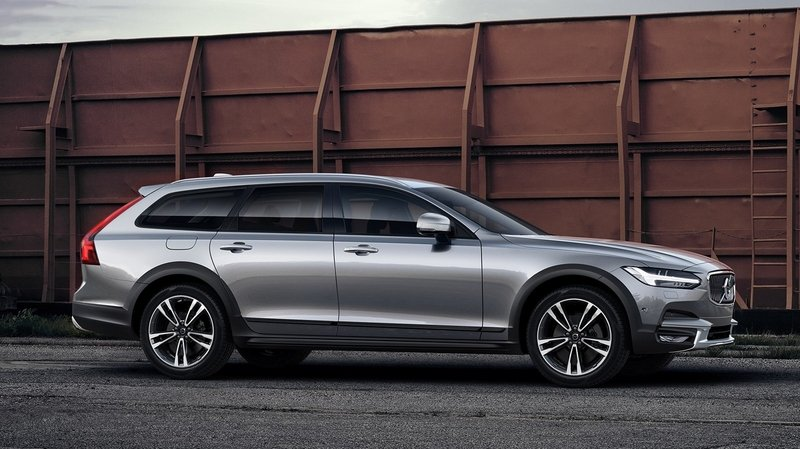 Volvo V90 Cross Country I 2016 - now Station wagon 5 door #5