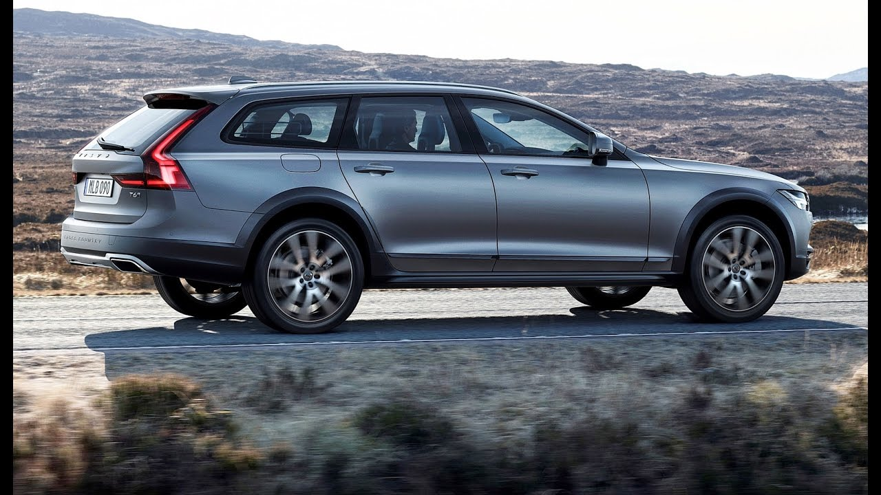 Volvo V90 Cross Country I 2016 - now Station wagon 5 door #7