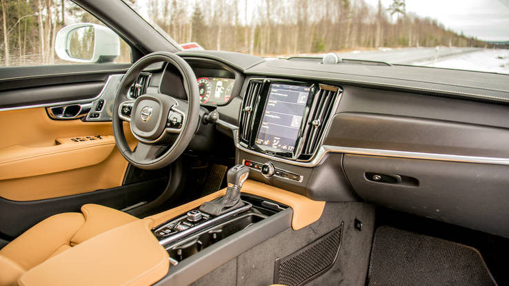 Volvo V90 Cross Country I 2016 - now Station wagon 5 door #8