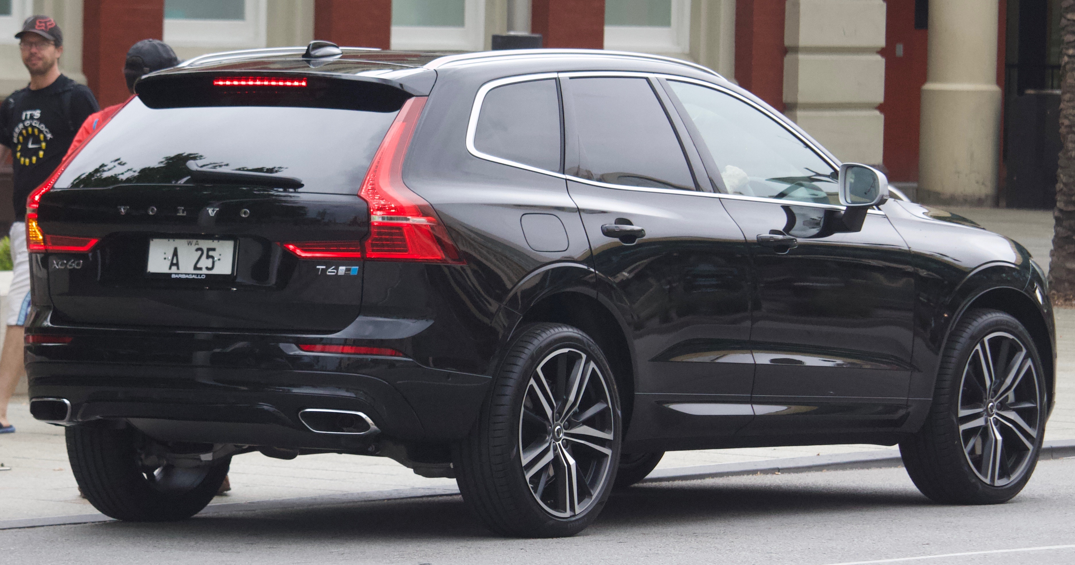 Volvo XC60 I Restyling 2013 - now SUV 5 door #8