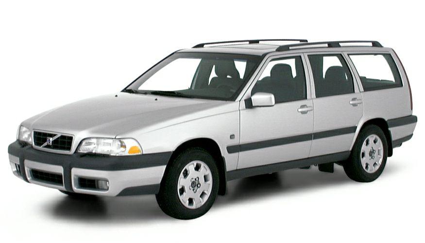 Volvo XC70 I 2000 - 2004 Station wagon 5 door #3
