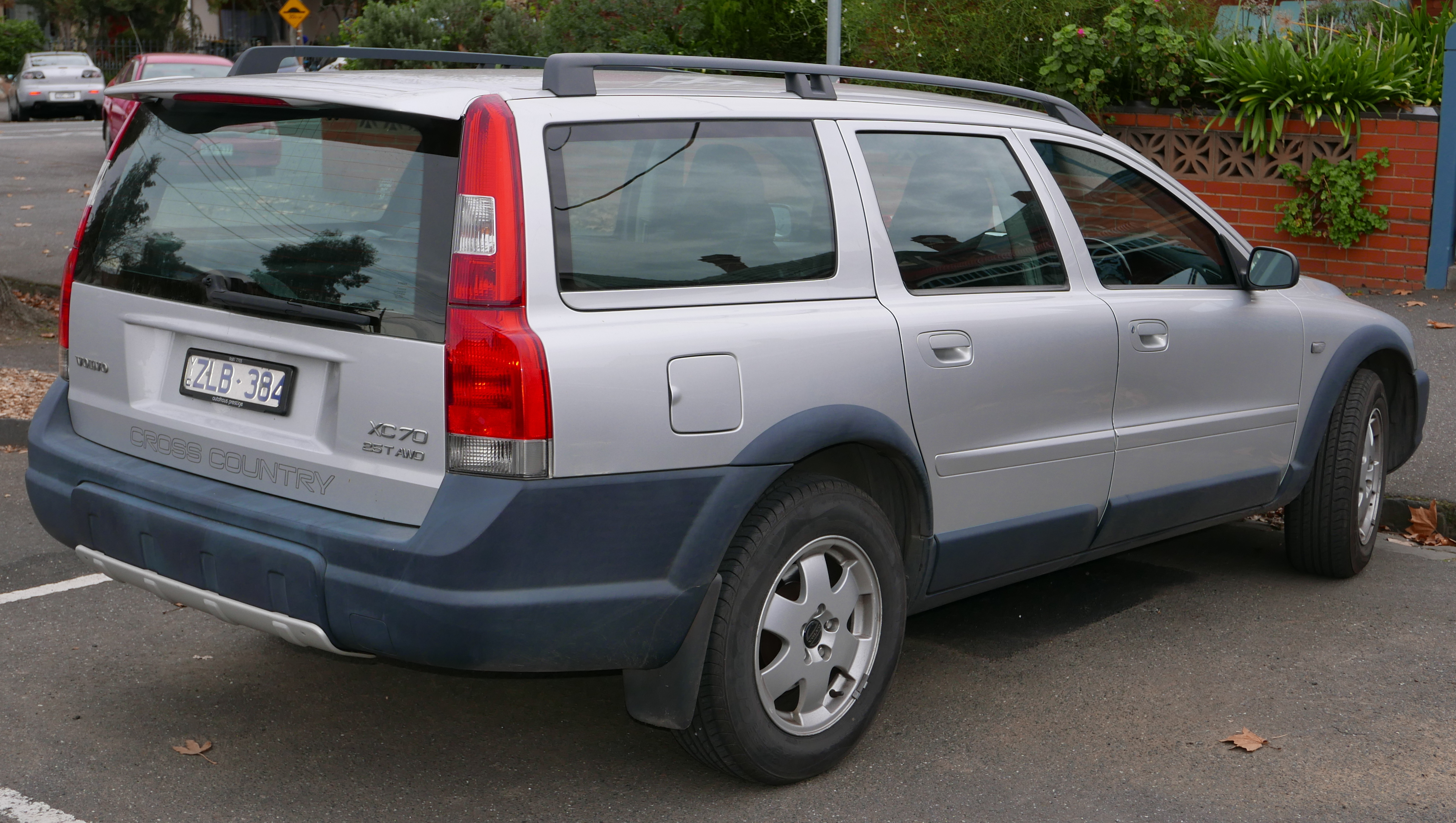 Volvo XC70 I 2000 - 2004 Station wagon 5 door #1