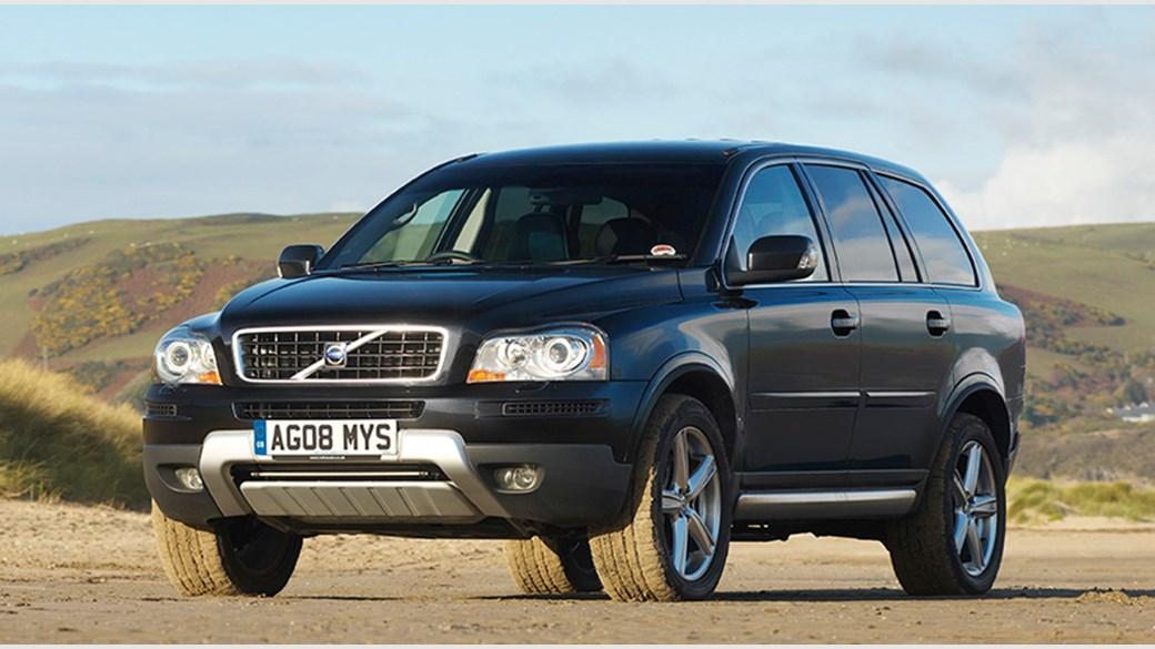 Volvo XC90 I 2002 - 2006 SUV 5 door #3