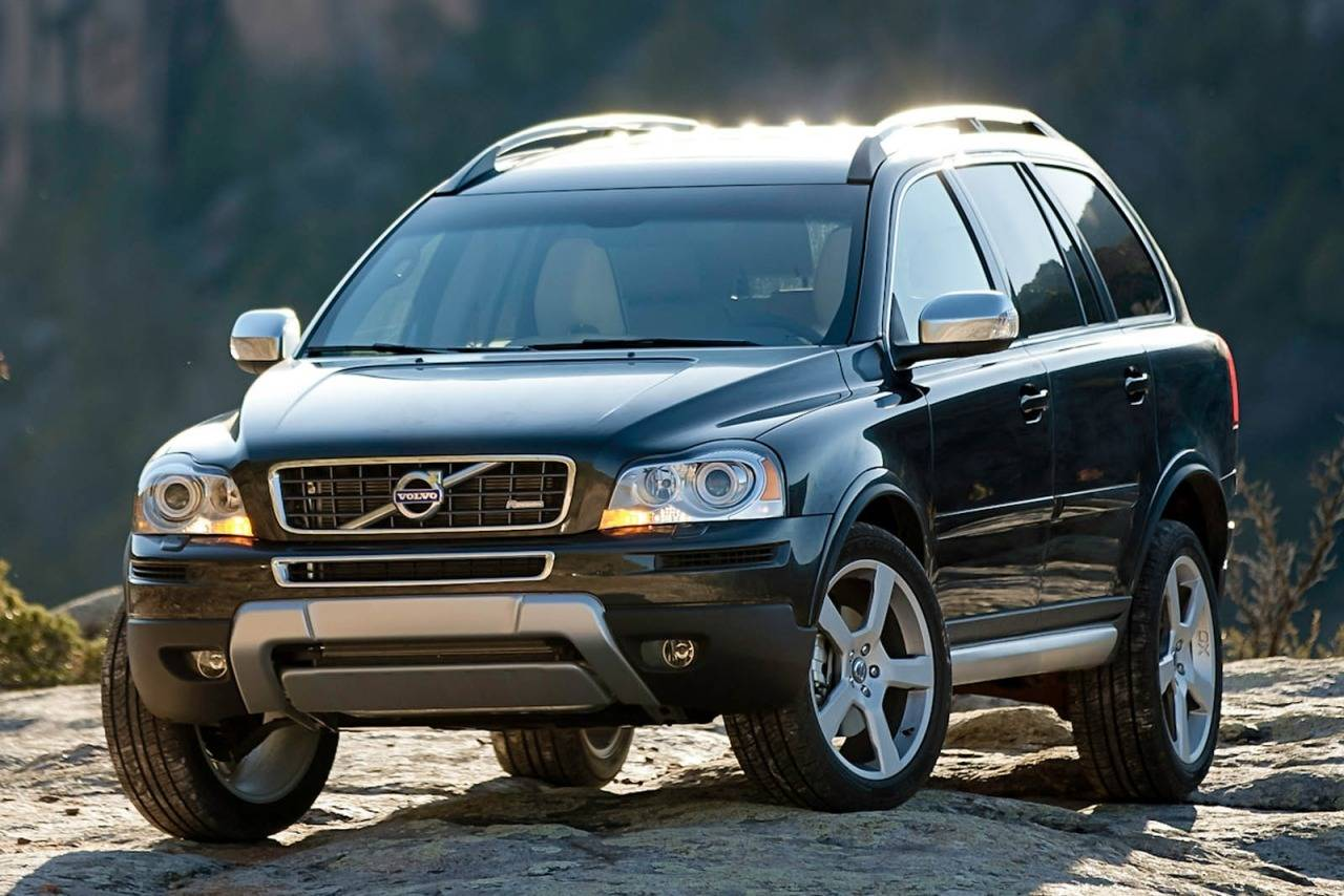 volvo xc90 ii 2014 now suv 5 door outstanding cars. Black Bedroom Furniture Sets. Home Design Ideas