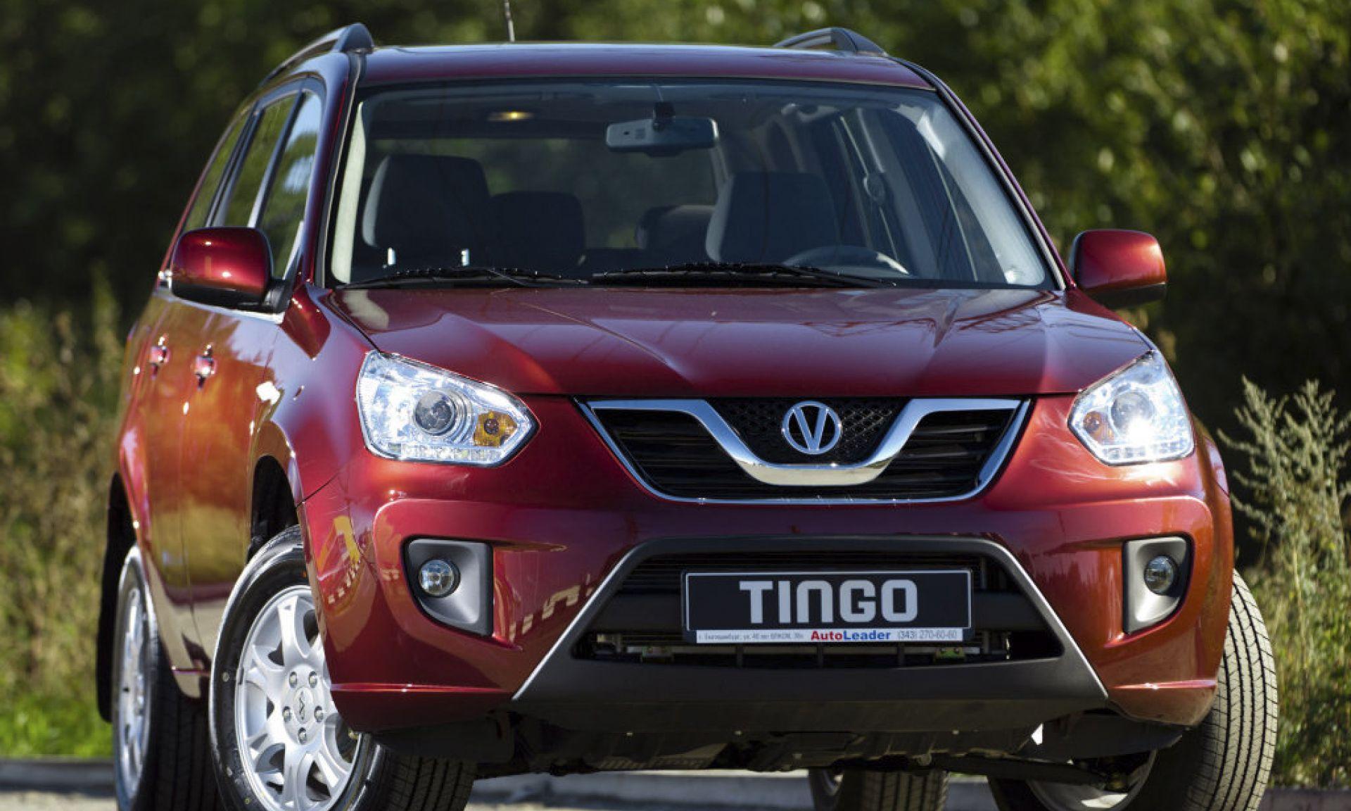 Vortex Tingo I 2011 - 2012 SUV 5 door #3