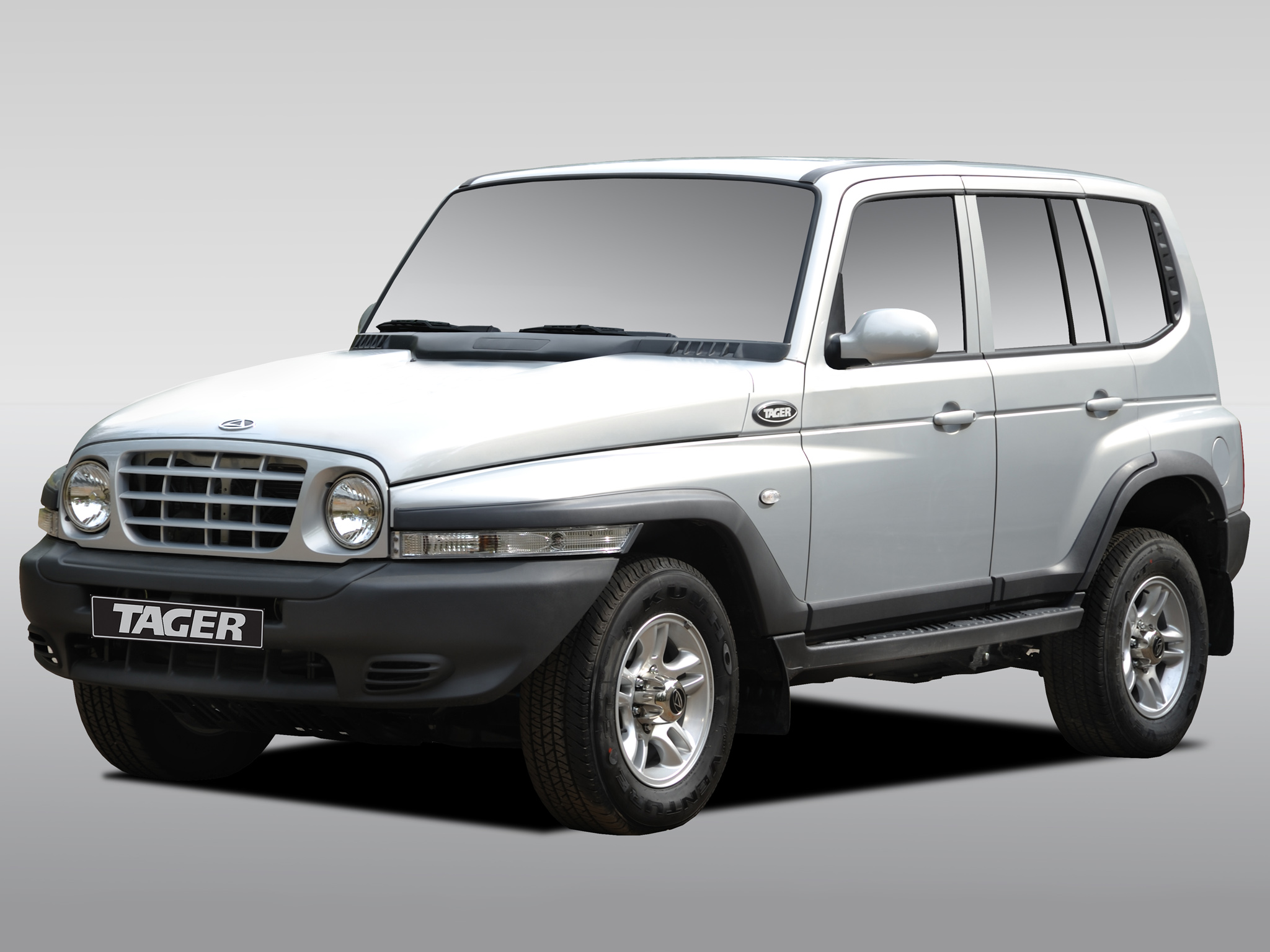 Vortex Tingo I 2011 - 2012 SUV 5 door #2