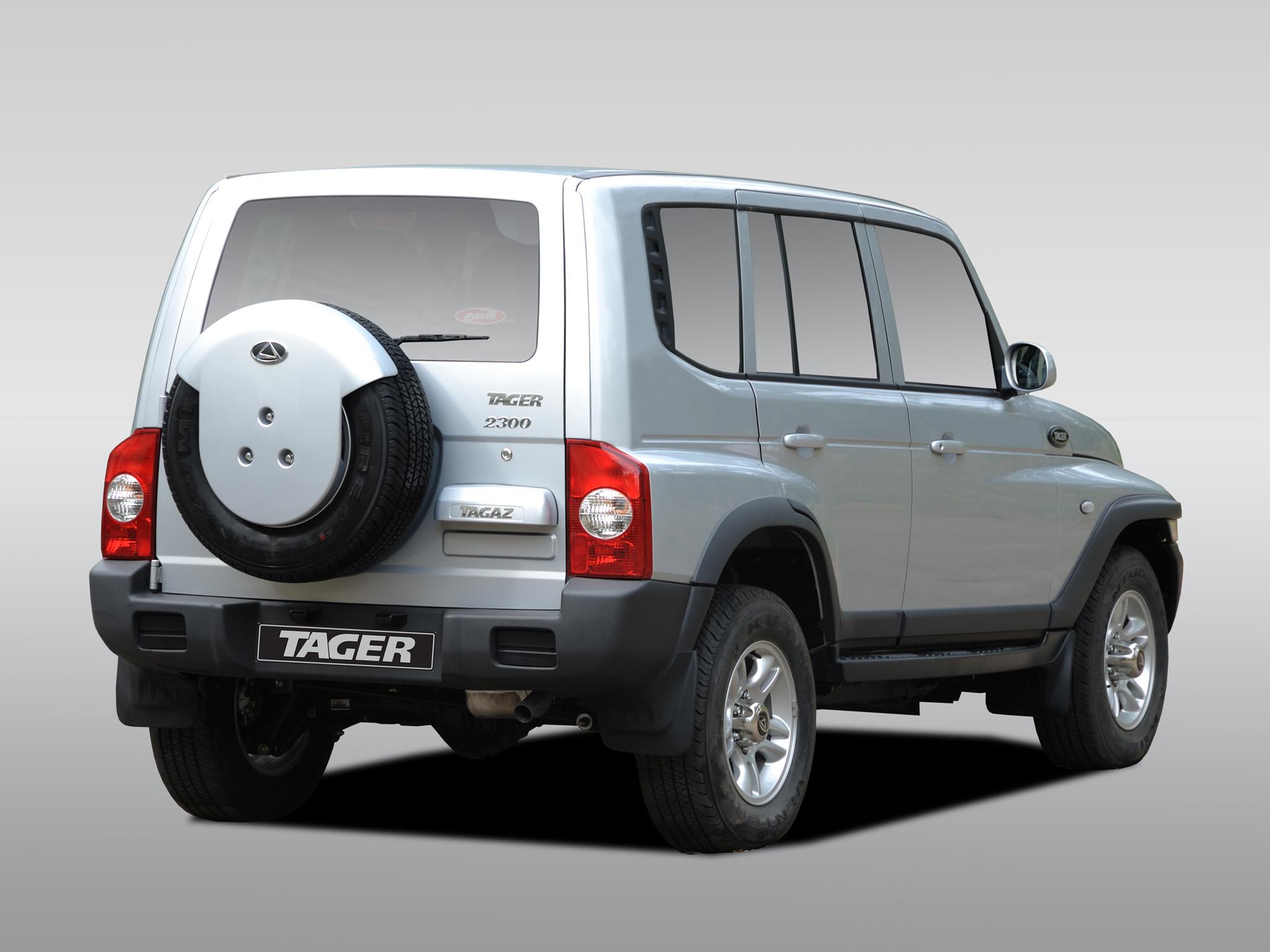 Vortex Tingo I 2011 - 2012 SUV 5 door #1
