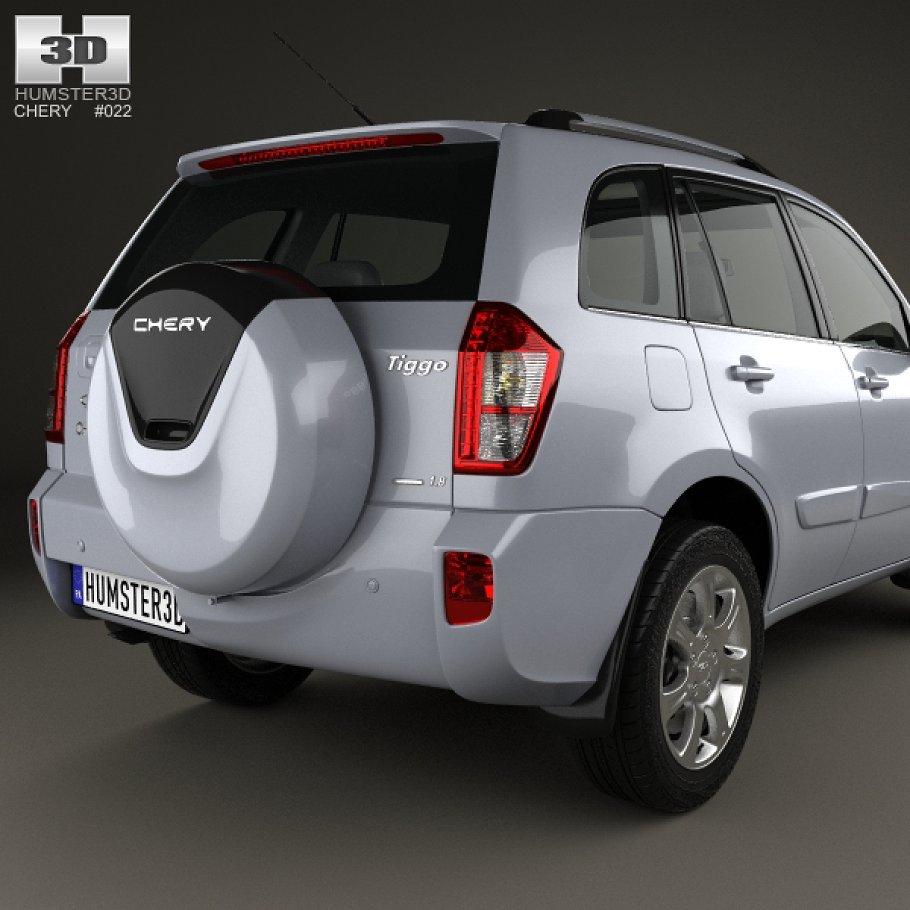 Vortex Tingo I 2011 - 2012 SUV 5 door #6
