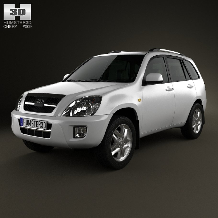Vortex Tingo I 2011 - 2012 SUV 5 door #5