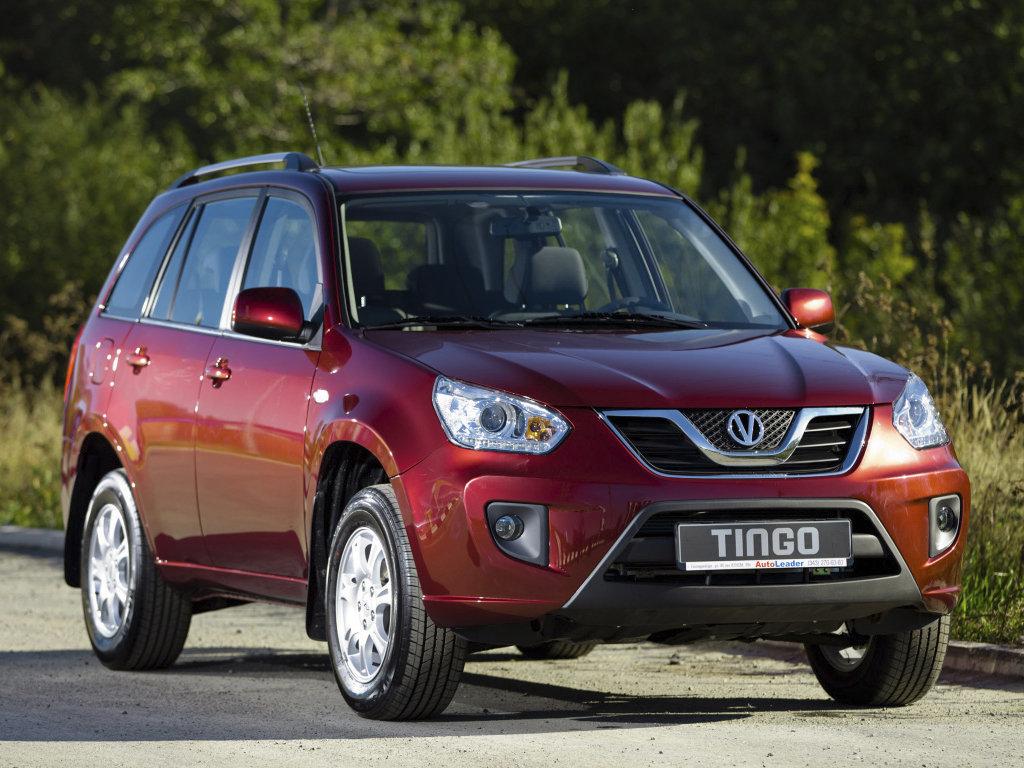 Vortex Tingo I (FL) 2012 - 2014 SUV 5 door #2