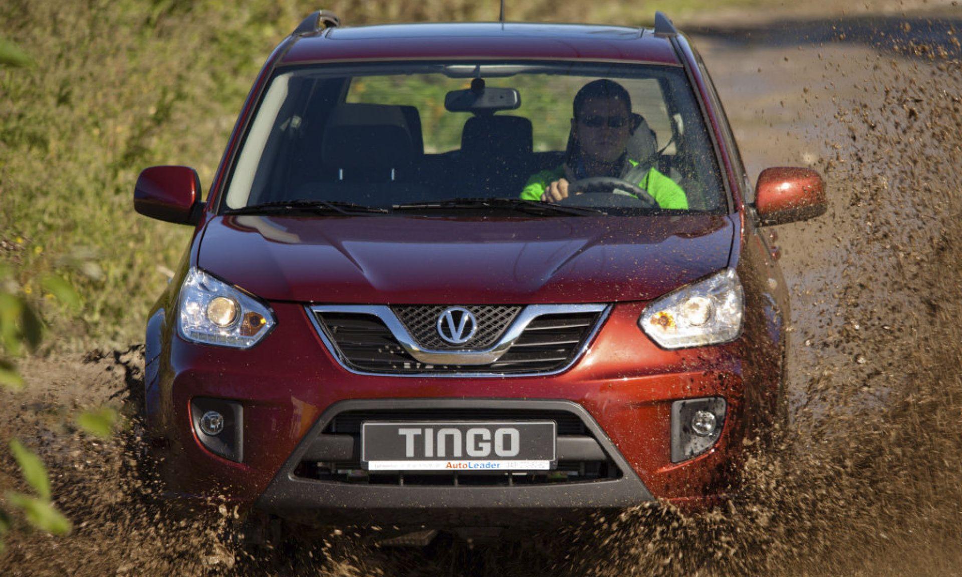 Vortex Tingo I (FL) 2012 - 2014 SUV 5 door #4