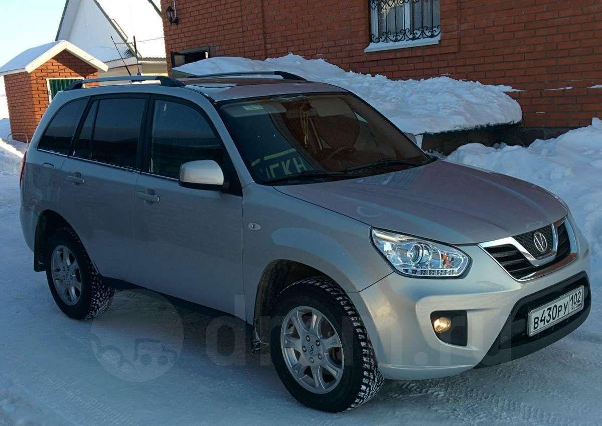 Vortex Tingo I (FL) 2012 - 2014 SUV 5 door #3
