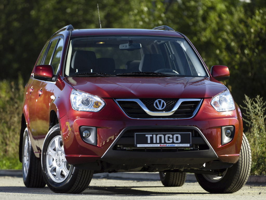 Vortex Tingo I (FL) 2012 - 2014 SUV 5 door #5