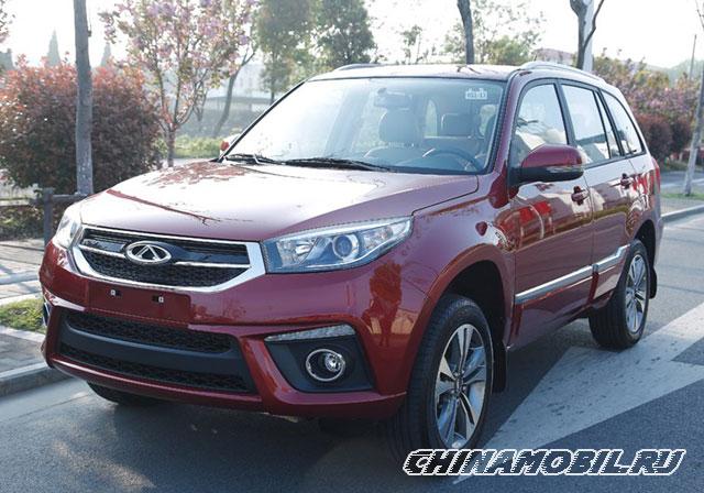 Vortex Tingo I (FL) 2012 - 2014 SUV 5 door #6