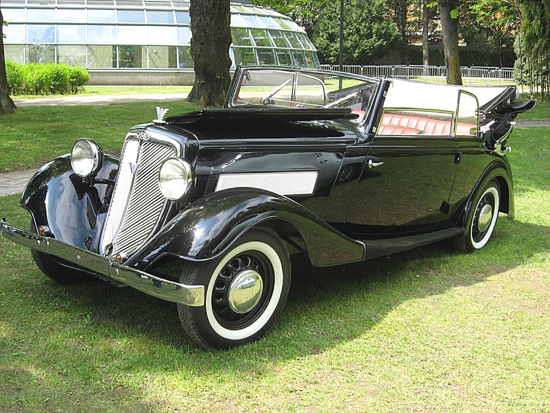 Wanderer W50 I 1936 - 1938 Cabriolet #7