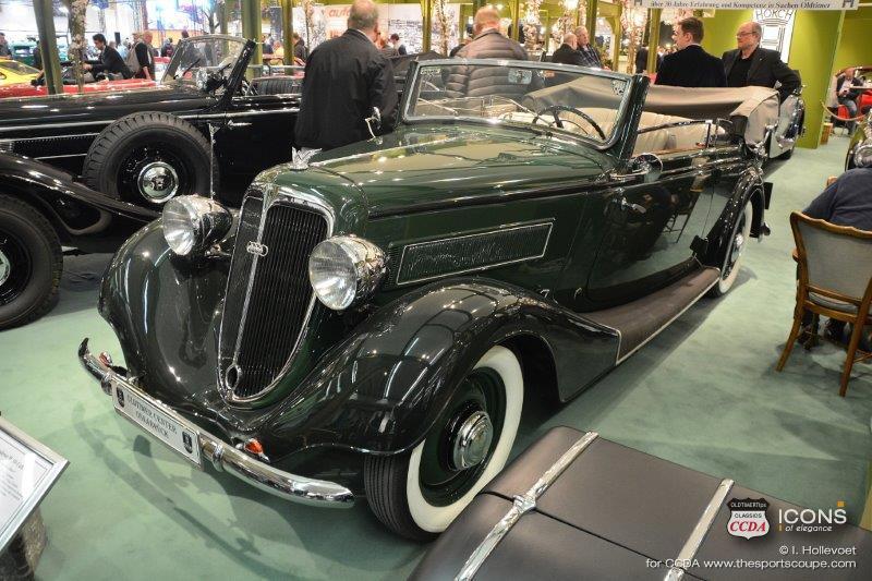 Wanderer W50 I 1936 - 1938 Sedan #1