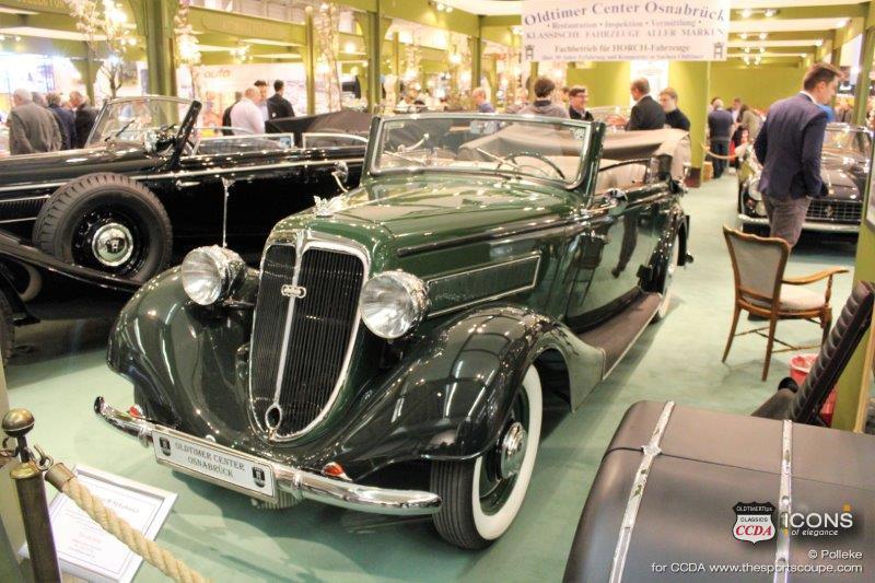 Wanderer W50 I 1936 - 1938 Sedan #2