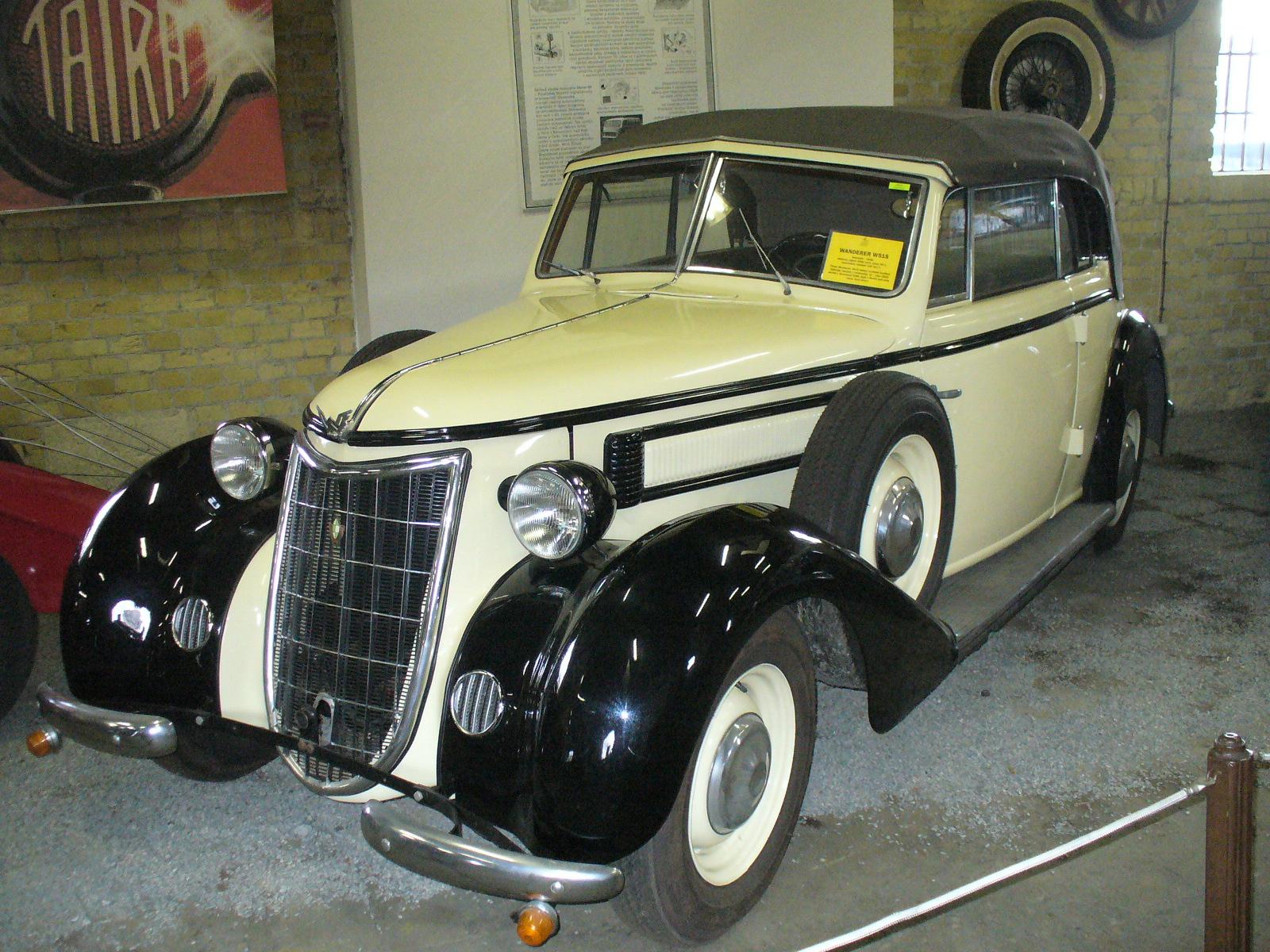 Wanderer W50 I 1936 - 1938 Sedan #7