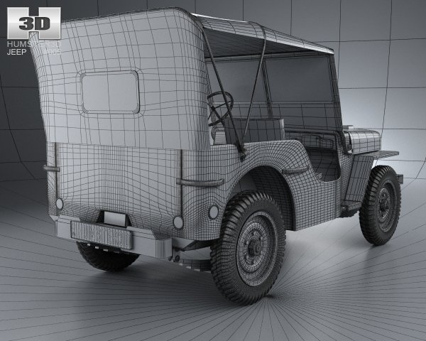 Willys MB 1941 - 1945 SUV #2