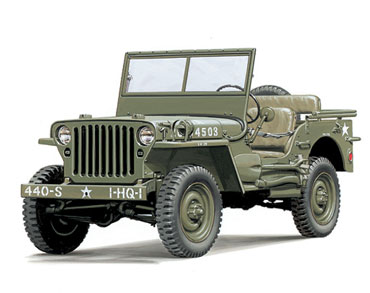Willys MB 1941 - 1945 SUV #4
