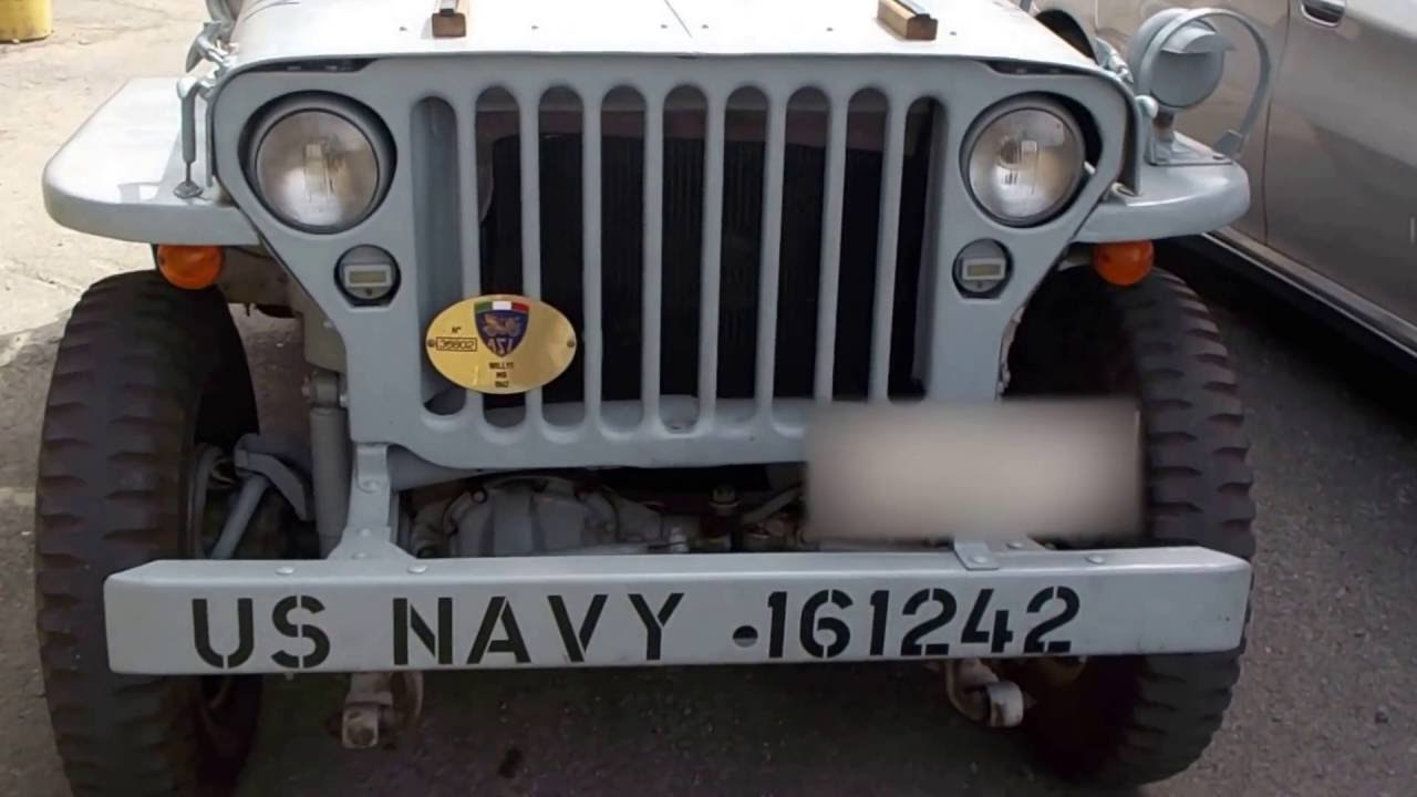 Willys MB 1941 - 1945 SUV #1