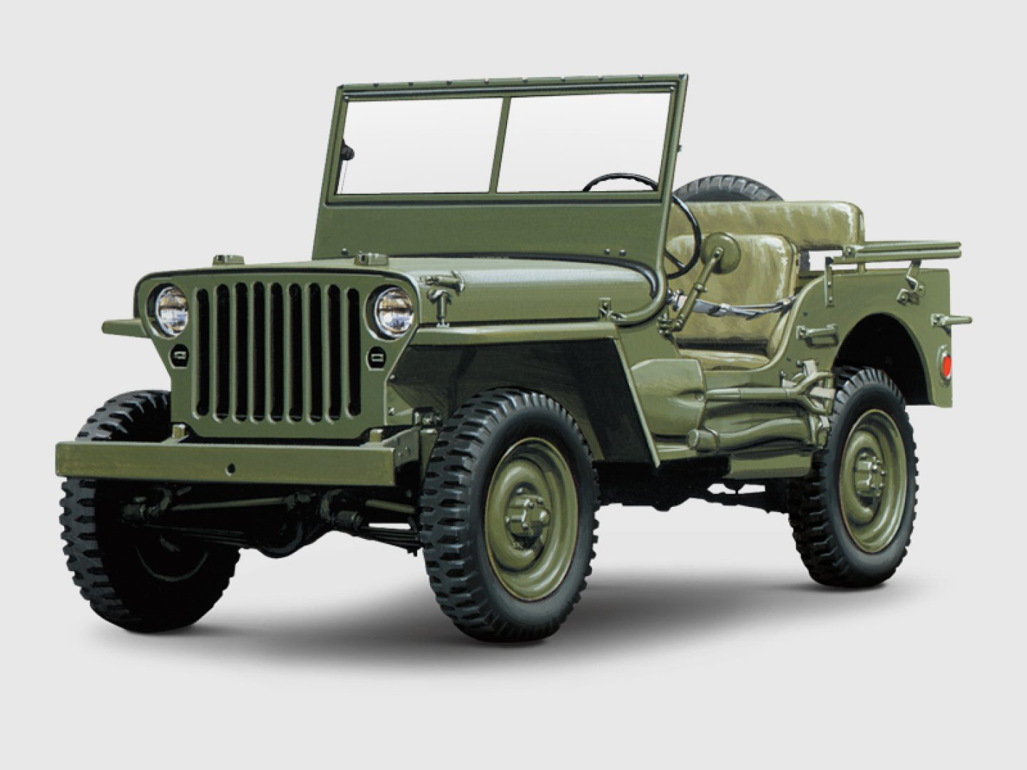 Willys MB 1941 - 1945 SUV #8