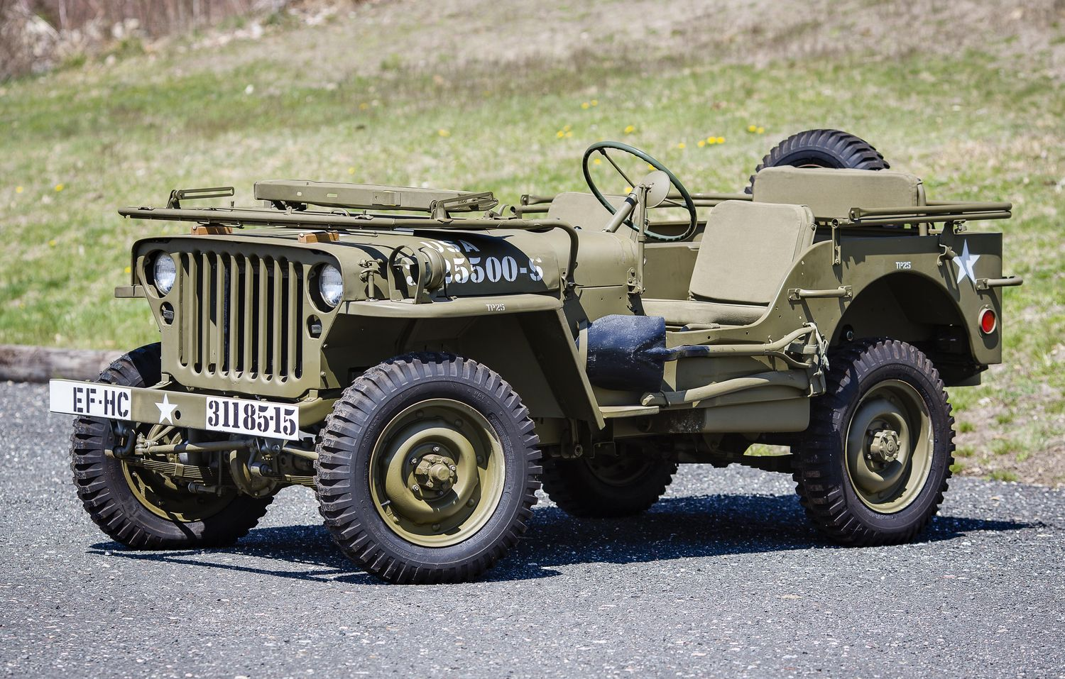 Willys MB 1941 - 1945 SUV #6
