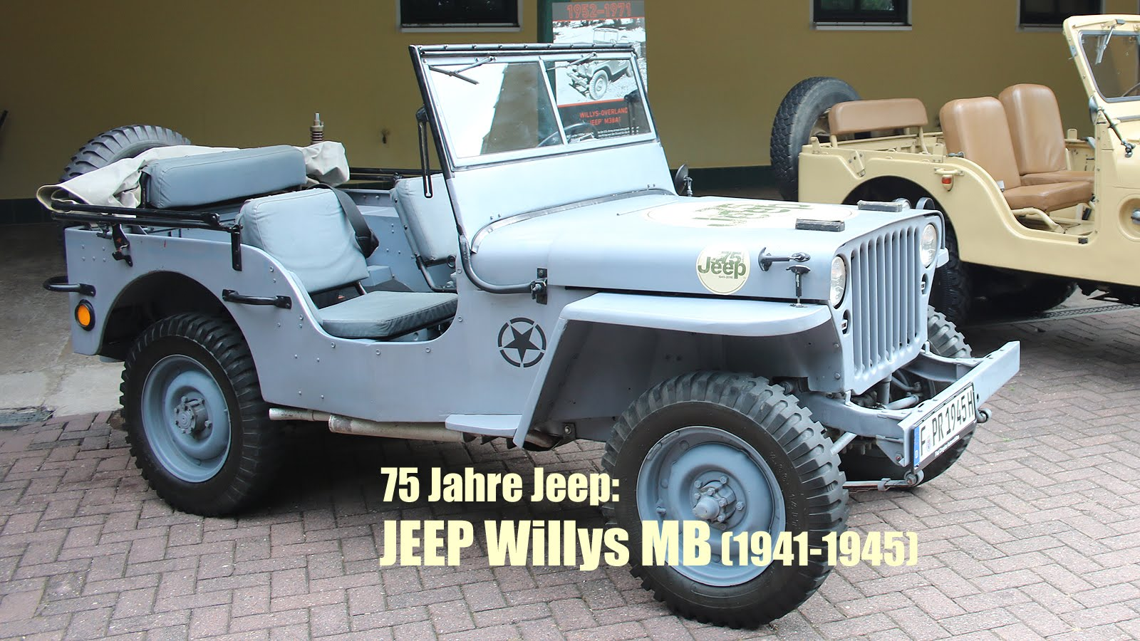 Willys MB 1941 - 1945 SUV #5