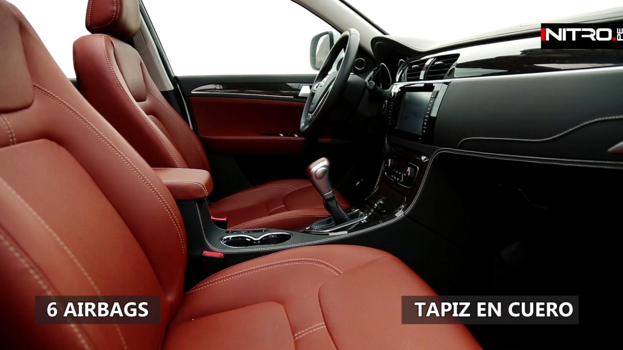 Zotye T600 2015 - now SUV 5 door #8