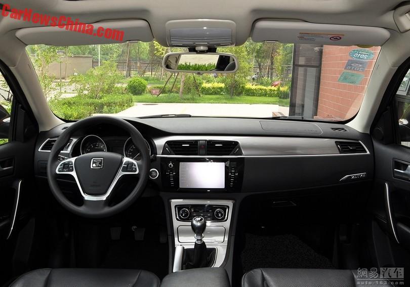 Zotye T600 2015 - now SUV 5 door #5