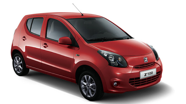 Zotye Z100 2013 - now Hatchback 5 door #6
