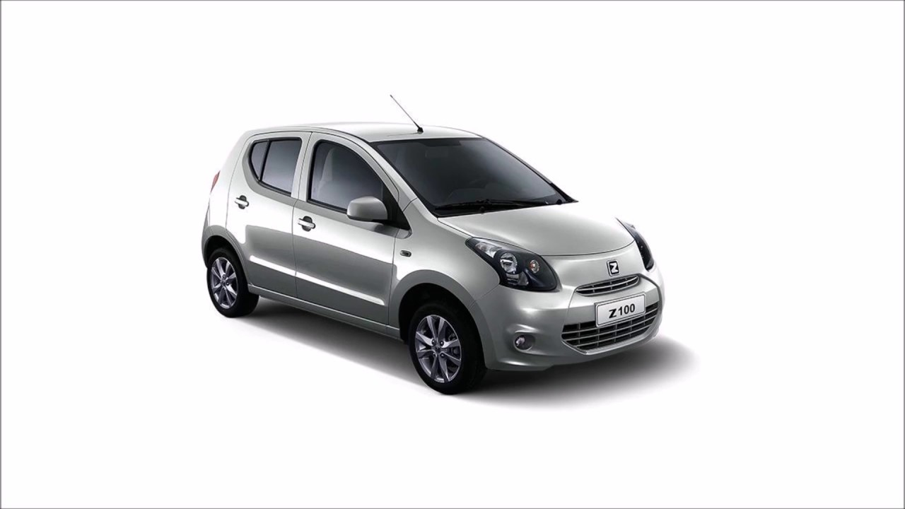 Zotye Z100 2013 - now Hatchback 5 door #3