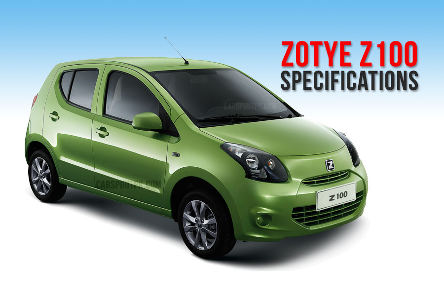 Zotye Z100 2013 - now Hatchback 5 door #7